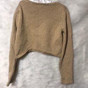 Gymboree Shirts & Tops - Child's Gymboree Gold Sweater
